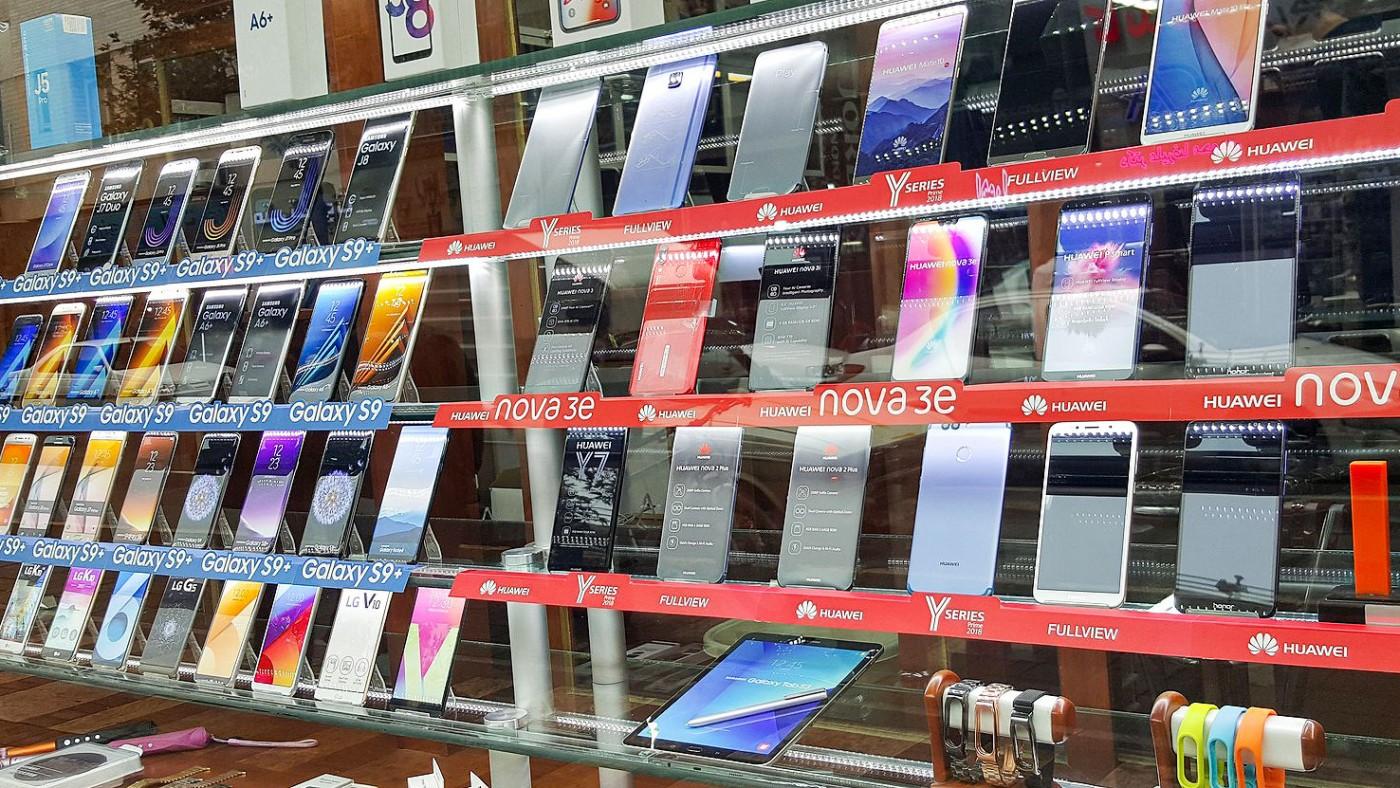 سامسونگ با ۵۶ درصد بیشترین سهم بازار موبایل کشور را در اختیار دارد - پیوست