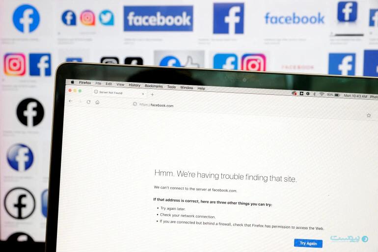 قطعی فیسبوک، واتساپ و اینستاگرام احتمالا به دلیل یک خطای فردی است