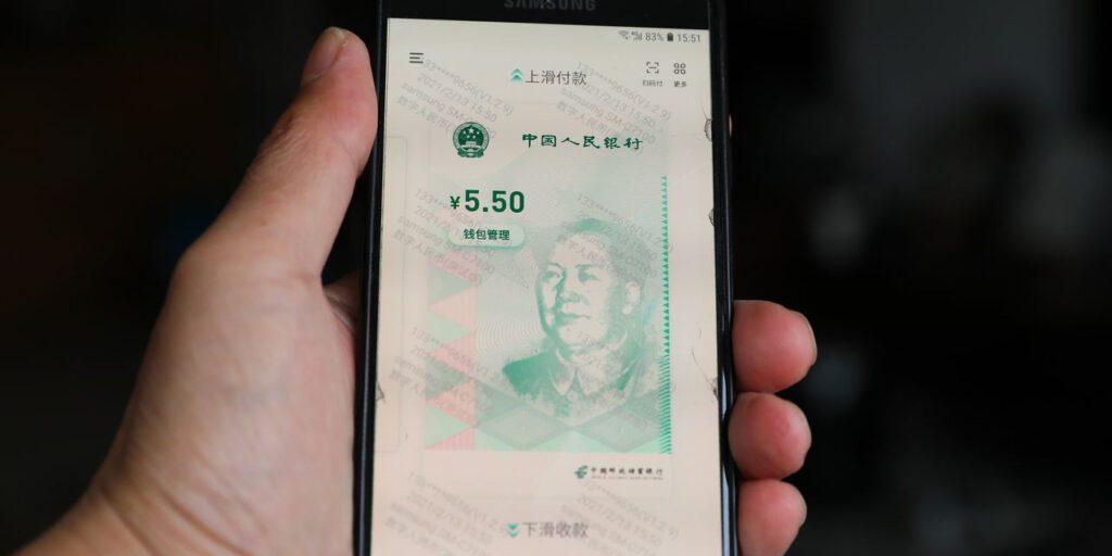 چین به عنوان اولین اقتصاد بزرگ جهان ارز دیجیتال خود را ارائه میکند
