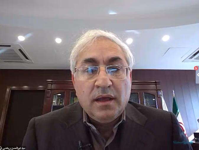 ابوالحسن ریاضی، مدیرعامل موسسه همشهری