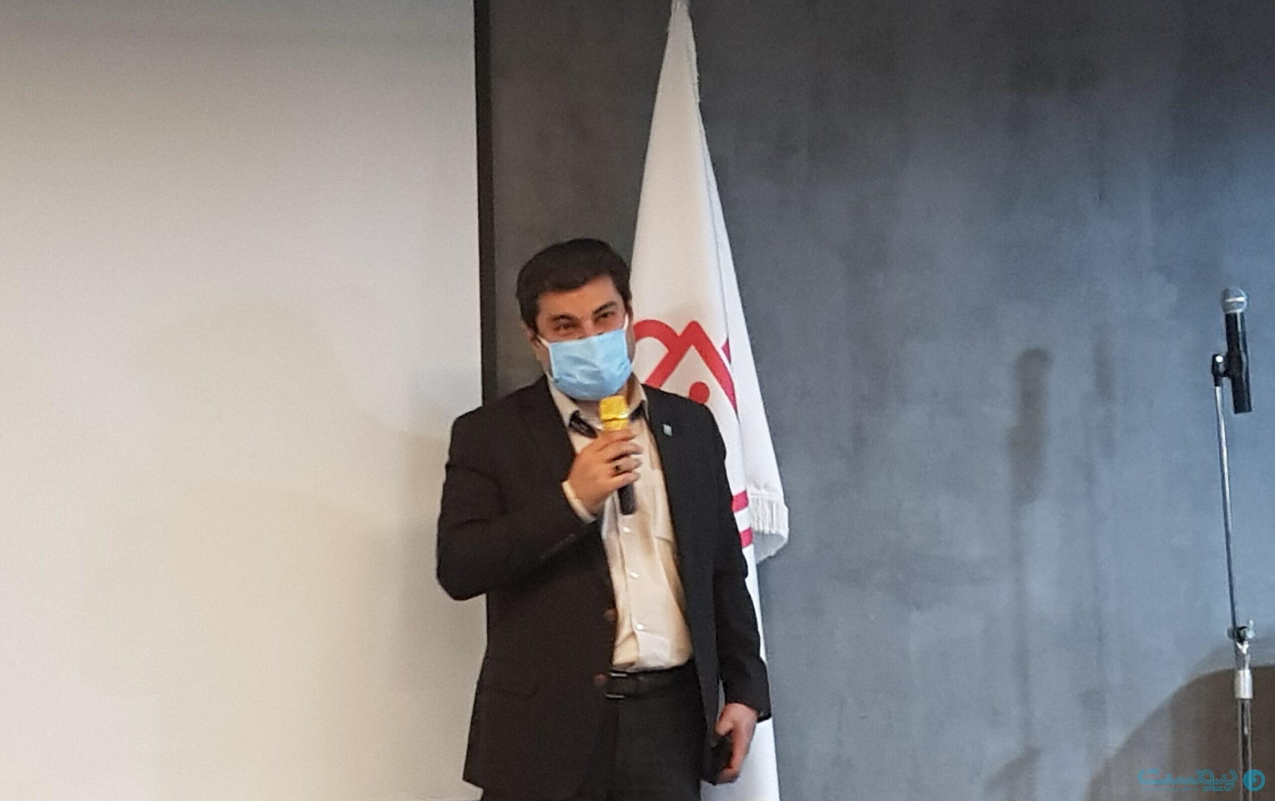 حامد ساجدی؛ مدیرعامل شرکت شناسا