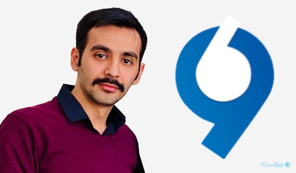 علی آجودانیان مدیرعامل ویرگول