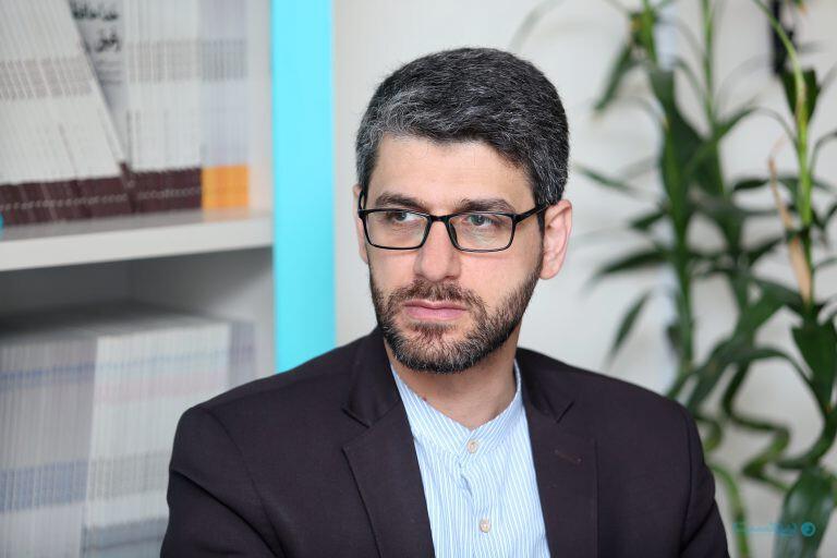 حمید فتاحی مدیرعامل شرکت زیرساخت