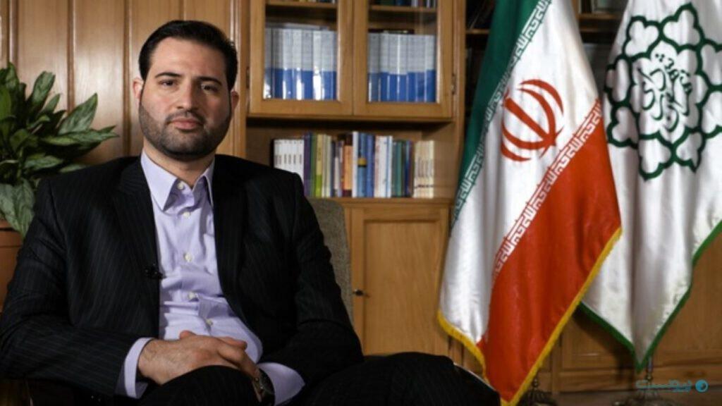 محمد فرجود، مدیرعامل سازمان فاوای شهرداری تهران
