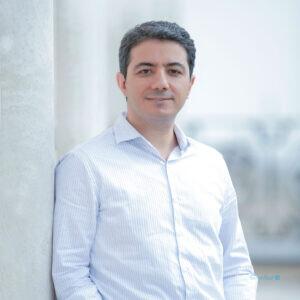 حمید محمدی، مدیرعامل دیجیکالا