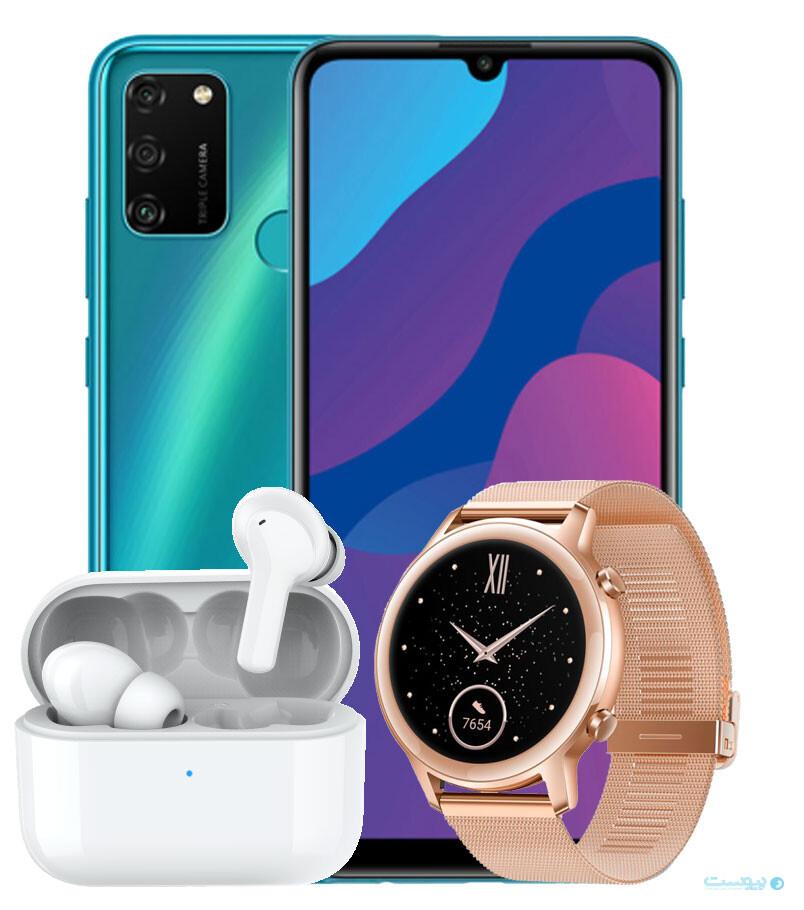 ایربادز، گوشی و ساعت هوشمند آنر را بیشتر بشناسید
