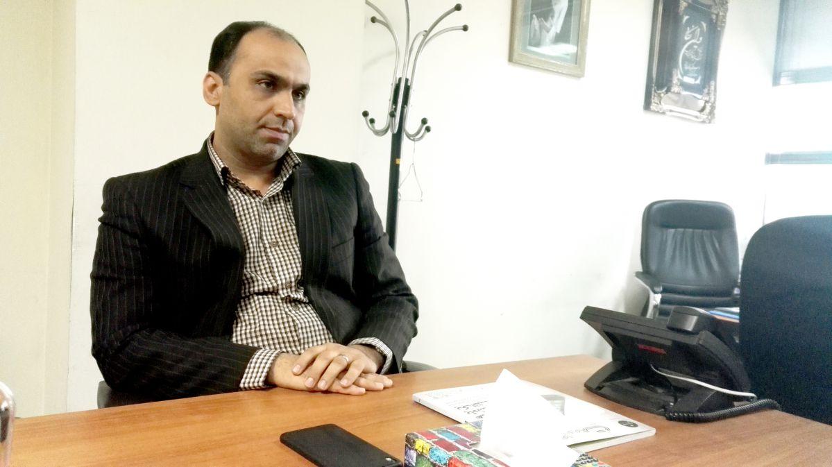 مهدی صفدری رئیس مرکز فناوری اطلاعات و ارتباطات وزارت راه وشهرسازی