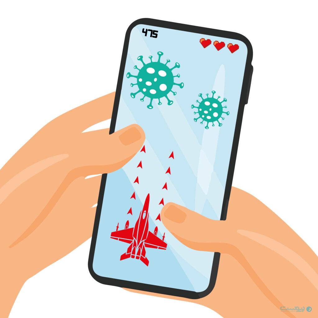 بازیهای موبایلی