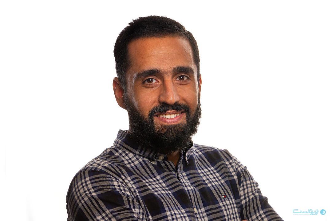 مهراد عبدالرزاق، رئیس هیاتمدیره اسنپفود