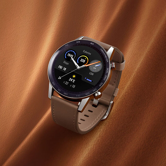 ساعت مجیک واچ ۲ آنر نسخه ۴۶ میلیمتری
