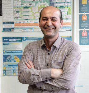 مصطفی نقیپورفر، دبیر انجمن فینتک